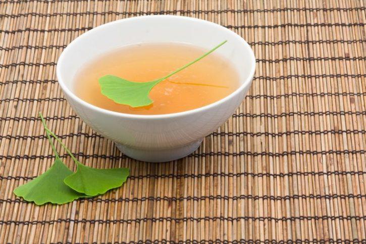 ginkgo-tea