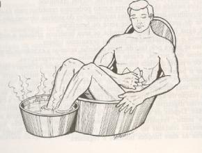 banho vital
