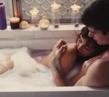 banho afrodisíaco