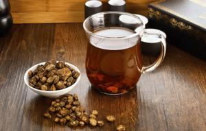 benefícios do chá de bardana