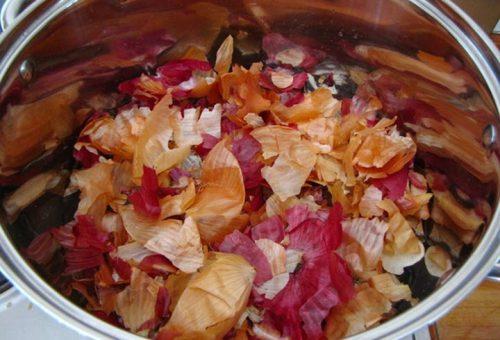 benefícios do chá da casca de cebola