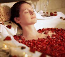 banho de beleza