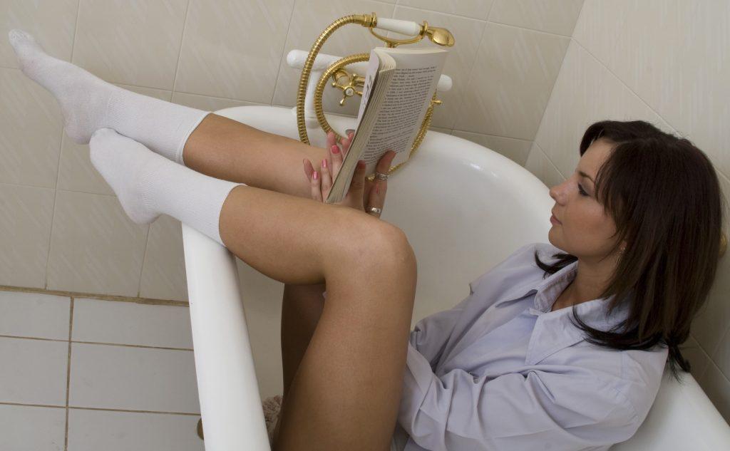 banho de confrei