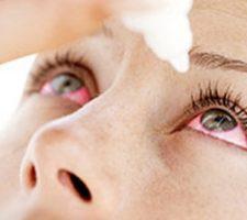 banho ocular