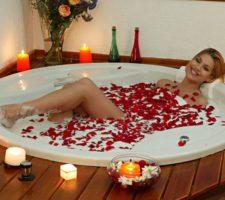 banho para atrair homens