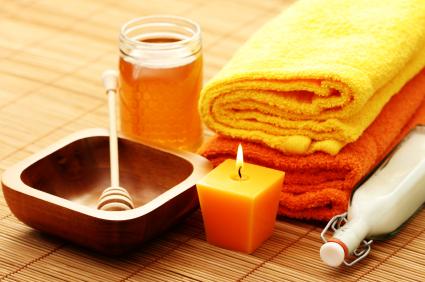 banho de mel