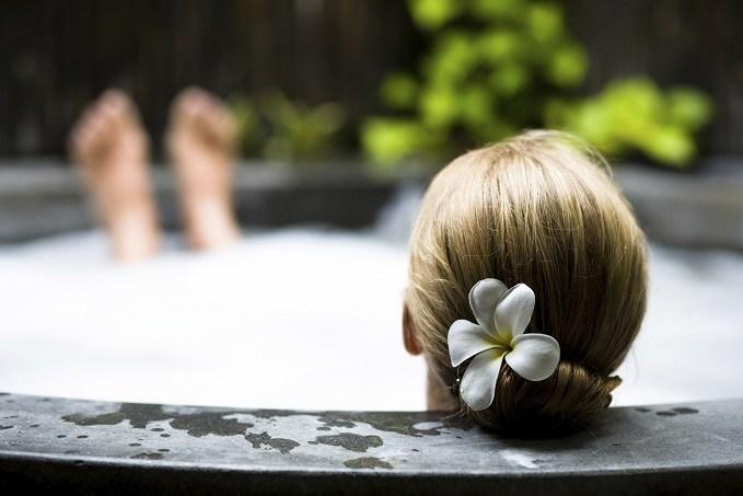 banho para purificar a alma