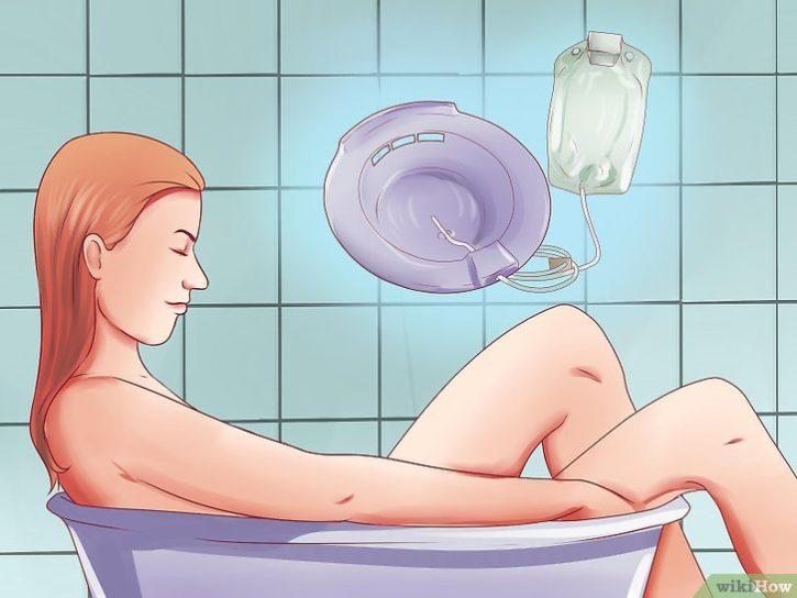 banho para herpes genital