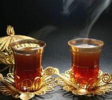 chá árabe
