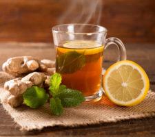 benefícios do chá caseiro