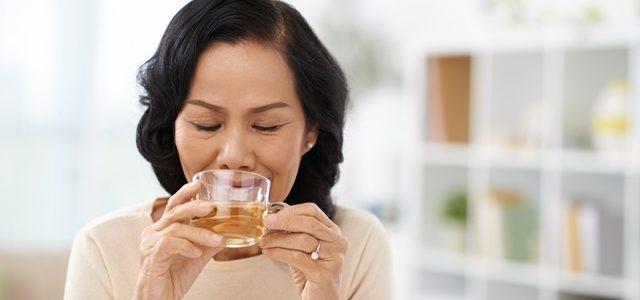 chás para dor de estômago